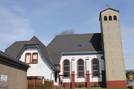 Um 18 Uhr werden auch in der Markus-Kirche zunächst die Glocken läuten.